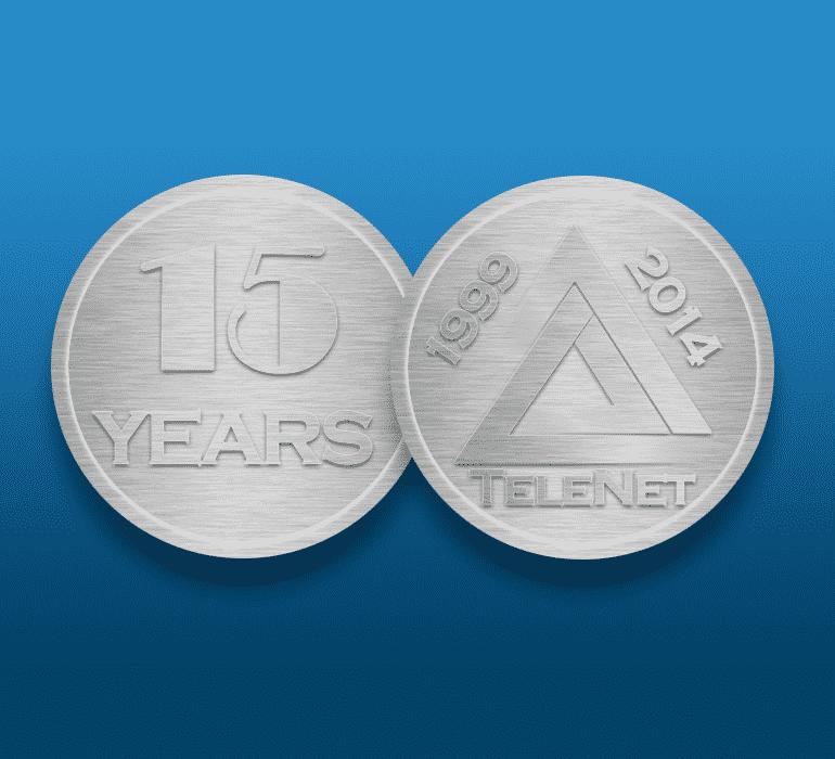 TeleNet Marketing Celebrates 15 Years